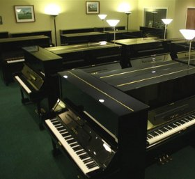 Yamaha Upright Pianos