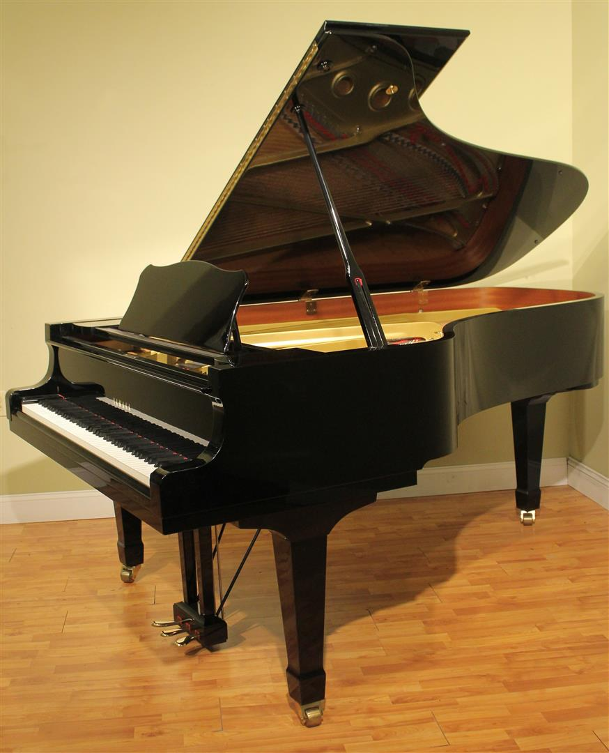 yamaha c7 7 39 6 39 39 semi concert grand piano 1991 ebay