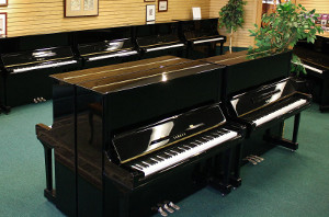 Reconditioned Yamaha Upright Pianos