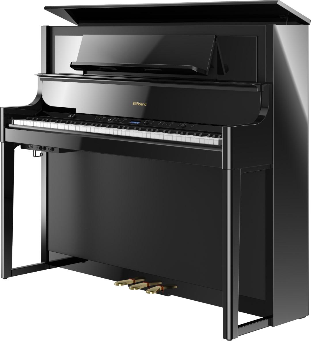 roland lx708 digital piano digital pianos. Black Bedroom Furniture Sets. Home Design Ideas