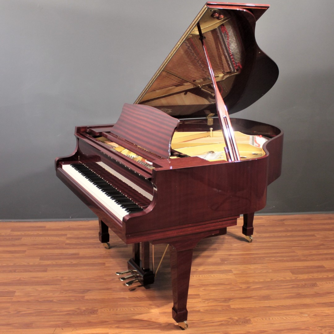 Steinway Model M 5'7'' Grand Piano Mahogany (Restored 2019)   Grand